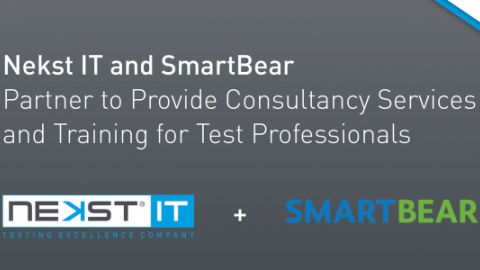 Partnership Nekst IT and SmartBear