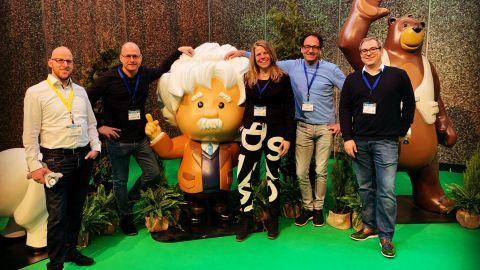 Salesforce World Tour Amsterdam 2019
