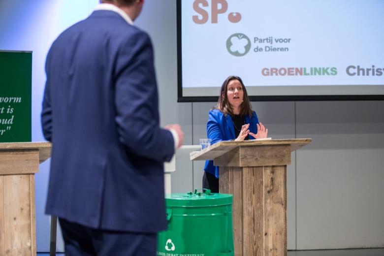 Terugkijken: hét politieke duurzaamheidsdebat