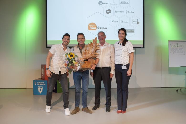 Winnaar Duurzaamste Bedrijf van Nederland 2018