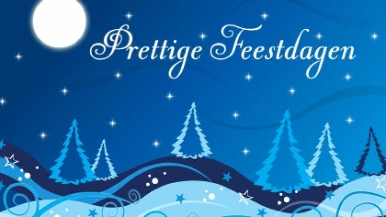 Aangepaste openingstijden in verband met de feestdagen