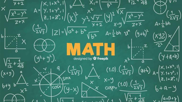 Wiskunde maakt het leven mooi