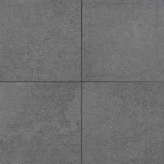 Reef Stone Dark Grey 60x60x2 cm