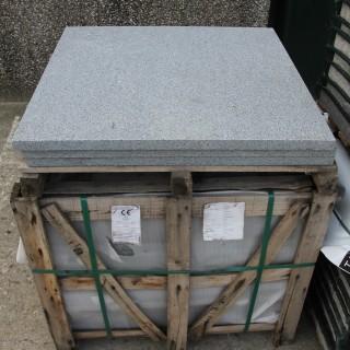 Graniettegels 80x80x3 cm