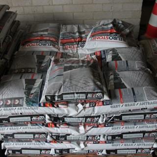 Eurostone voegmidel 25 kg zak