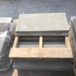 Oud Hollandse tegels 40x80x5 cm grijs