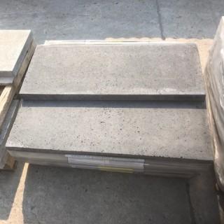 Schellevis Tegels 100x40x5 cm antaciet