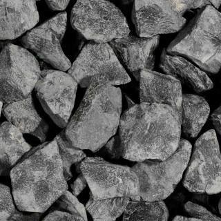 Basalt Brokjes Zwart 32-56 mm
