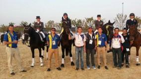 Gefeliciteerd Team Korea