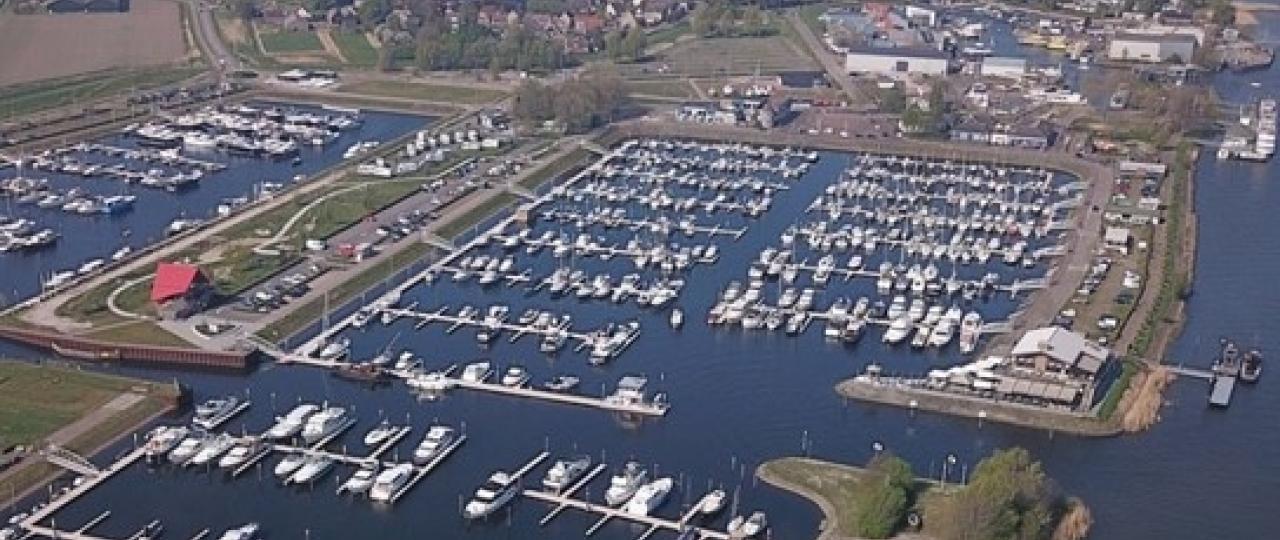 RTP ingeschakeld bij masterplan Jachthaven