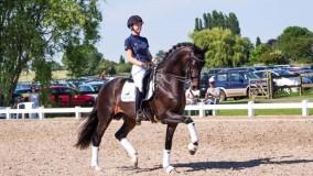 Kirsten Brouwer kwalificeert zich met Ferdeaux voor Jumping Amsterdam