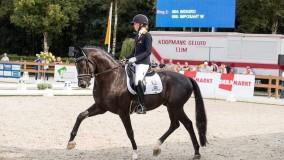 Indigro naar halve finale Pavocup met Kirsten Brouwer