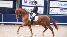 Annemarie Brouwer-Dijkstra wint met Fifty Fifty PSG en staat ruim 3% los