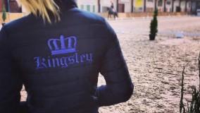 Kirsten Brouwer opgenomen in het Kingsley Team