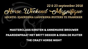 Horse Weekend Magnifique 22-23 september 2018