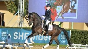 Diamond de Saint Val scoort op franse kampioenschappen 2018