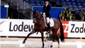Kirsten Brouwer met Oswin een 1e en 2e plaats in Wormerveer
