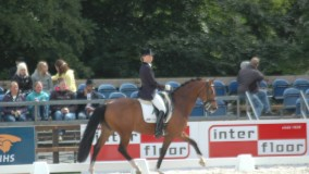 Kirsten scoort een 1ste en 2e plaats op de eerste selectie voor NK in Uden