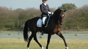 Tweemaal een 2e plaats voor Annemarie met Special in Nieuwe Wetering