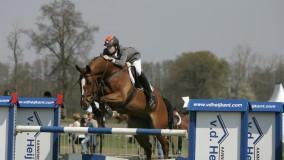 Prachtige 4e plaats voor Emile met Uutje in Barneveld