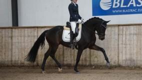 Fürst Royal scoort op debuut met Cynthia Eggenkamp