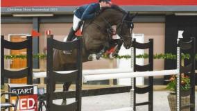 Emile Brouwer met 4 paarden aan start in Bunschoten