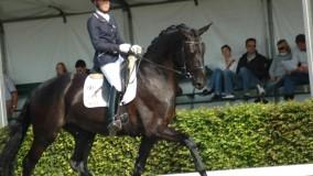 Chicca en Binoeska winnen in Hagestein
