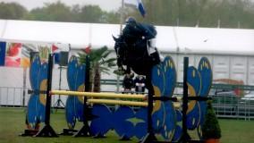Emile Brouwer zet met 4 paarden goede prestatie neer bij de Voornruiters