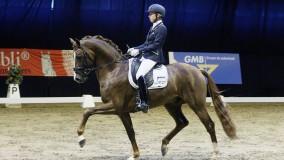 Eye Catcher met Kirsten Brouwer in Deurne naar een 2e plaats