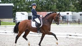 Charmingmood en Vino winnen vandaag met Kirsten in Utrecht