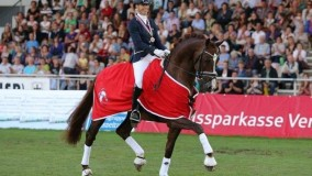 Kirsten Brouwer behaalt met Eye Catcher de bronzen medaille op het WK