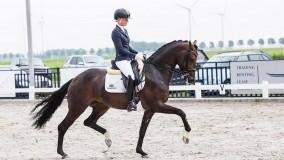 Kirsten wint Ichiban selectie Utrecht bij de Voornruiters met 72,5%