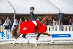 Fanita and Eye Catcher Win 2014 Pavo Cup Finals