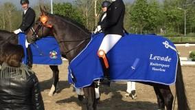 Lotje wint met San Fürst Platinum ZZ licht met ruim 75%