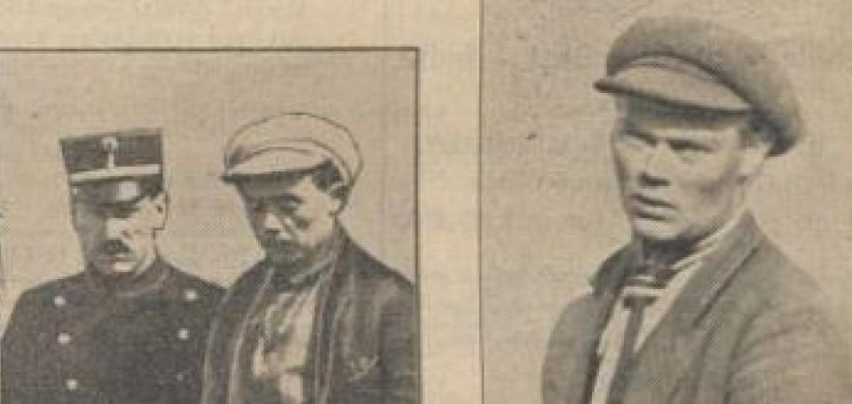 Dubbele moord in Woezik (1924)