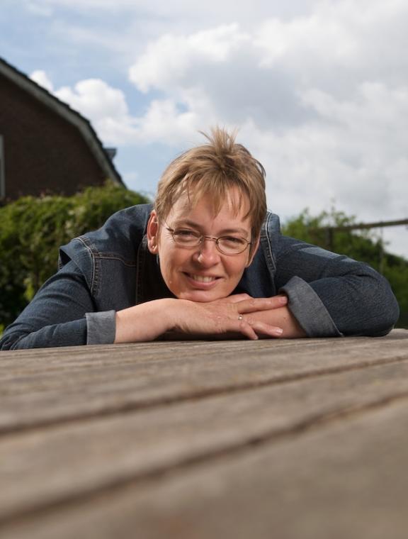 Helen van der Vliet