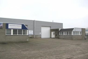 Bouwweg 13-A, 13-B en 13-C Lelystad