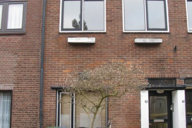 Sint Janslaan 43, 43A, 43B en 43C Bussum