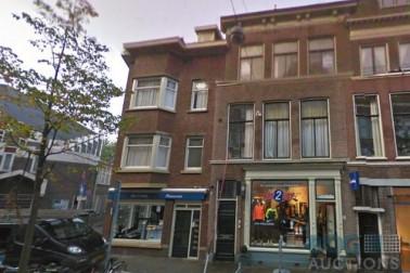 Fluwelen Burgwal en (Korte) Koediefstraat s-Gravenhage