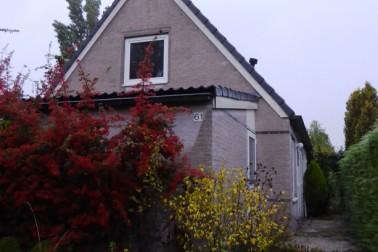 Droge Wijmersweg 5/61 Wervershoof