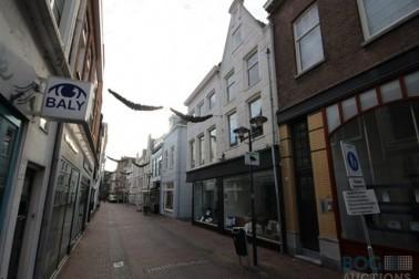 Hoogstraat, Parkweg en P.J. Troelstralaan Schiedam
