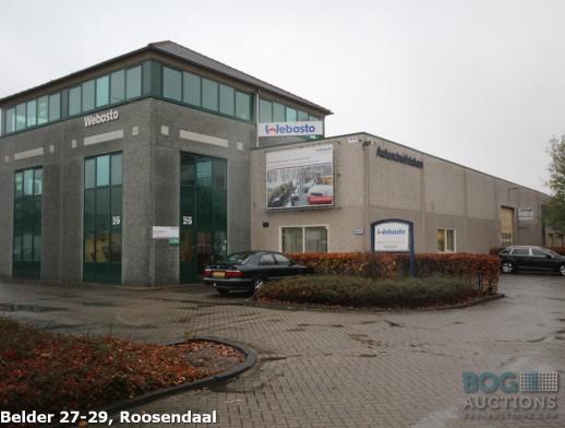 Belder 27, 27a, 27b en 29, 29a, 29b Roosendaal