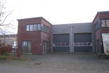 Nijverheidstraat 6, 8, 10, 12 en 14 Wijk en Aalburg