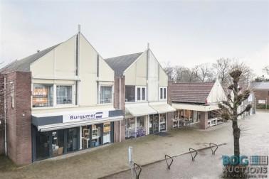 J.D. de Vriesstraat 1, 1A, 1B en 3A en de Schoolstraat 43, 45 en 47  Burgum