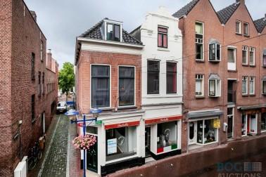 Bokkensteeg 2A en 2B en Hoogstraat 129 en 131 Schiedam