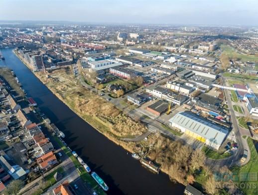 Herontwikkelingslocatie Kanaaloever Alkmaar