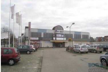 Tramsingel 74, 76A/Lunetstraat  Breda