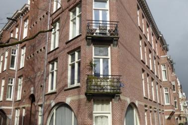 M. Harpertszoon Trompstraat 24H en 24IV Amsterdam