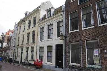 Oudkerkhof 32 en Annastraat 25 Utrecht