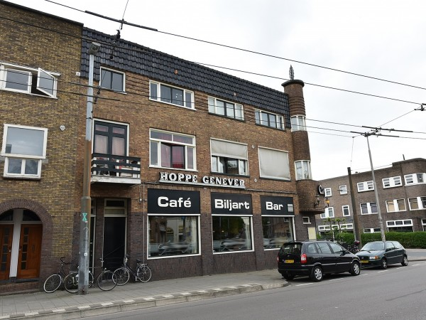 Hommelseweg 294 en J.P. Heijestraat 1 en 1A Arnhem